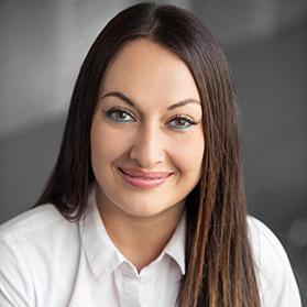 Mirka Gaudreault - Coordonnatrice aux finances
